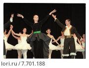 Майя Плисецкая - артистка балета, прима-балерина Большого театра. Редакционное фото, фотограф Борис Кавашкин / Фотобанк Лори