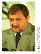 Купить «Ахмат Кадыров - чеченский религиозный и государственный деятель. Первый Президент Чеченской Республики», фото № 7701400, снято 25 февраля 2020 г. (c) Борис Кавашкин / Фотобанк Лори