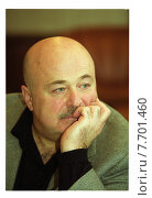 Александр Калягин - советский и российский актёр, режиссёр. Редакционное фото, фотограф Борис Кавашкин / Фотобанк Лори