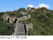 Купить «china badaling chinesische mauer festungswall», фото № 7707616, снято 23 апреля 2019 г. (c) PantherMedia / Фотобанк Лори