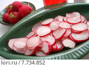 Купить «healthy salad vitamins radish vitamines», фото № 7734852, снято 18 августа 2019 г. (c) PantherMedia / Фотобанк Лори