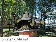Танк МС-1 (2015 год). Редакционное фото, фотограф Виктор Мандриков / Фотобанк Лори