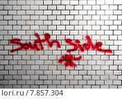 Купить «red colour wall word english», фото № 7857304, снято 18 февраля 2019 г. (c) PantherMedia / Фотобанк Лори