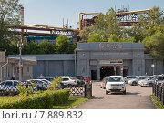 Подземный тоннель под КМК. Новокузнецк. Редакционное фото, фотограф Олег Новожилов / Фотобанк Лори