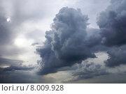 Купить «clouds grey gray big large», фото № 8009928, снято 17 октября 2018 г. (c) PantherMedia / Фотобанк Лори