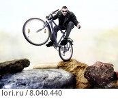 Купить «sport sports wheel bike bicycle», фото № 8040440, снято 20 октября 2018 г. (c) PantherMedia / Фотобанк Лори