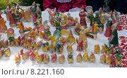 Глиняные игрушки. Стоковое фото, фотограф Игорь Хамицаев / Фотобанк Лори