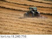 Купить «summer yellow field agriculture harvest», фото № 8240716, снято 25 марта 2019 г. (c) PantherMedia / Фотобанк Лори