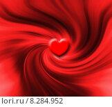 Купить «Heart swirl», иллюстрация № 8284952 (c) PantherMedia / Фотобанк Лори