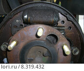 Купить «old liquid effect engineering repair», фото № 8319432, снято 21 апреля 2019 г. (c) PantherMedia / Фотобанк Лори
