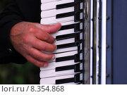 Купить «instrument keyboard measure instruments concertina», фото № 8354868, снято 23 января 2019 г. (c) PantherMedia / Фотобанк Лори