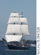 Sailing in Kiel. Стоковое фото, фотограф Peter Hansen / PantherMedia / Фотобанк Лори