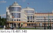 Купить «Арбитражный суд Липецкой области», видеоролик № 8481140, снято 5 августа 2015 г. (c) Володина Ольга / Фотобанк Лори