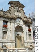 Купить «del piazza di fonte mercato», фото № 8527208, снято 26 марта 2019 г. (c) PantherMedia / Фотобанк Лори