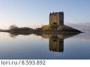 Купить «island castle hole scotland highlands», фото № 8593892, снято 22 февраля 2020 г. (c) PantherMedia / Фотобанк Лори