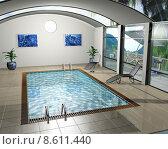 Купить «Pool house», иллюстрация № 8611440 (c) PantherMedia / Фотобанк Лори