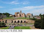 Купить «basilica constantini konstantin maxentii maxentius», фото № 8656368, снято 20 марта 2019 г. (c) PantherMedia / Фотобанк Лори