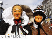 Купить «mask carnival masks mock revetment», фото № 8808144, снято 27 июня 2019 г. (c) PantherMedia / Фотобанк Лори