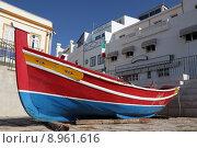 Купить «boat portugal sailboat algarve watercraft», фото № 8961616, снято 19 июня 2019 г. (c) PantherMedia / Фотобанк Лори