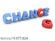 Купить «Chance to Change II - Red and Blue», фото № 9077824, снято 17 декабря 2018 г. (c) PantherMedia / Фотобанк Лори