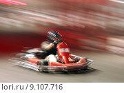 Купить «Kart racing II», фото № 9107716, снято 20 августа 2018 г. (c) PantherMedia / Фотобанк Лори