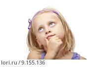 Купить «child problem think dream thought», фото № 9155136, снято 21 июля 2019 г. (c) PantherMedia / Фотобанк Лори