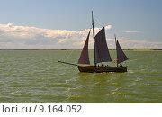 Купить «boat sailboat watercraft bodden dar», фото № 9164052, снято 20 февраля 2018 г. (c) PantherMedia / Фотобанк Лори