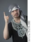 Купить «arabic man», фото № 9216380, снято 27 июня 2019 г. (c) PantherMedia / Фотобанк Лори