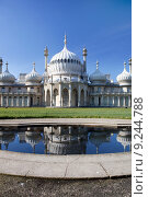 Royal pavilion in brighton in England. Стоковое фото, фотограф tracy lorna nors / PantherMedia / Фотобанк Лори