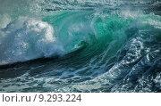 Купить «Шторм», фото № 9293224, снято 17 октября 2013 г. (c) Минаев Сергей / Фотобанк Лори