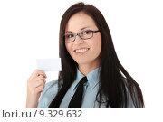 Купить «Business card», фото № 9329632, снято 21 июля 2019 г. (c) PantherMedia / Фотобанк Лори