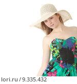 Купить «Summer girl», фото № 9335432, снято 21 июля 2019 г. (c) PantherMedia / Фотобанк Лори