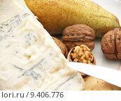 Купить «creamy gorgonzola cheese», фото № 9406776, снято 8 июля 2020 г. (c) PantherMedia / Фотобанк Лори