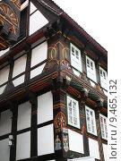 Купить «corner of house fachwerkhaus business», фото № 9465132, снято 24 октября 2018 г. (c) PantherMedia / Фотобанк Лори