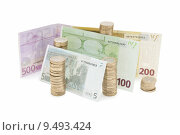Купить «saving money», фото № 9493424, снято 20 февраля 2019 г. (c) PantherMedia / Фотобанк Лори