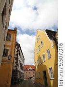 Купить «Old town in Neuburg an der Donau», фото № 9507016, снято 20 мая 2019 г. (c) PantherMedia / Фотобанк Лори