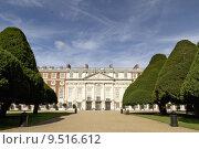 Купить «Hampton Court Palace», фото № 9516612, снято 20 июня 2019 г. (c) PantherMedia / Фотобанк Лори
