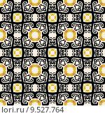 Купить «Seamless Arabesque Pattern», иллюстрация № 9527764 (c) PantherMedia / Фотобанк Лори