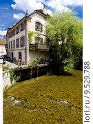 Купить «Arbois, Département Jura, Franche-Comté, France», фото № 9529788, снято 22 июля 2019 г. (c) PantherMedia / Фотобанк Лори