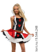 Купить «Maid shape. Halloween and Christmas fancy theme», фото № 9544248, снято 20 июня 2019 г. (c) PantherMedia / Фотобанк Лори