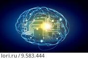 Купить «Human mind», иллюстрация № 9583444 (c) Sergey Nivens / Фотобанк Лори