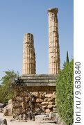 Купить «delphi oracle Greece», фото № 9630840, снято 18 октября 2018 г. (c) PantherMedia / Фотобанк Лори