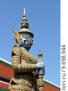 Купить «statue thailand buddha bangkok wat», фото № 9698944, снято 27 мая 2019 г. (c) PantherMedia / Фотобанк Лори