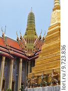 Купить «building buildings temple thailand buddhism», фото № 9723836, снято 20 июня 2019 г. (c) PantherMedia / Фотобанк Лори