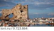 Купить «Yumurtalik harbour», фото № 9723864, снято 7 декабря 2019 г. (c) PantherMedia / Фотобанк Лори