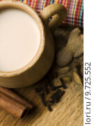 Купить «Masala chai», фото № 9725552, снято 24 января 2019 г. (c) PantherMedia / Фотобанк Лори