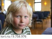 Купить «young portrait child blond eyes», фото № 9758976, снято 16 октября 2018 г. (c) PantherMedia / Фотобанк Лори