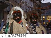 Купить «costume mask carnival alemannic fasnacht», фото № 9774944, снято 27 июня 2019 г. (c) PantherMedia / Фотобанк Лори