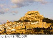 Купить «Morella, Comunidad Valenciana, Spain», фото № 9782060, снято 24 января 2019 г. (c) PantherMedia / Фотобанк Лори