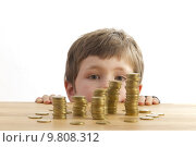 Купить «young child education money crisis», фото № 9808312, снято 8 июля 2019 г. (c) PantherMedia / Фотобанк Лори